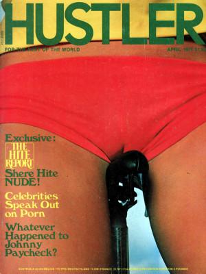 Hustler - April 1977