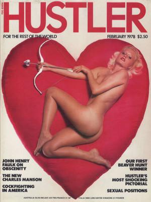 Hustler - February 1978