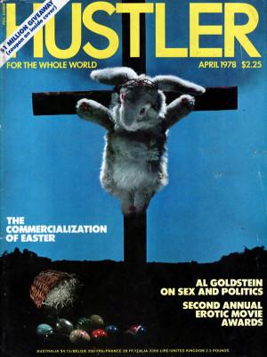 Hustler - April 1978