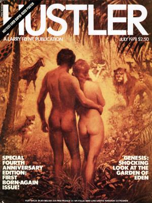 Hustler - July 1978