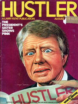 Hustler - August 1978