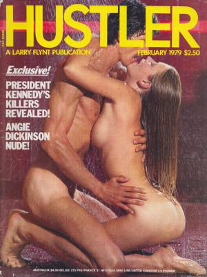 Hustler - February 1979