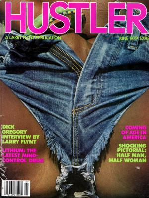 Hustler - June 1979