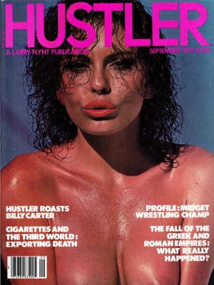 Hustler - September 1979
