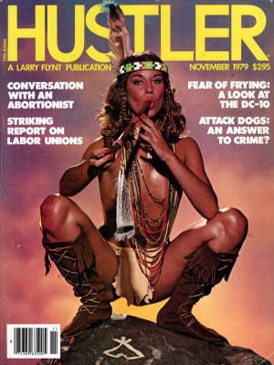 Hustler - November 1979