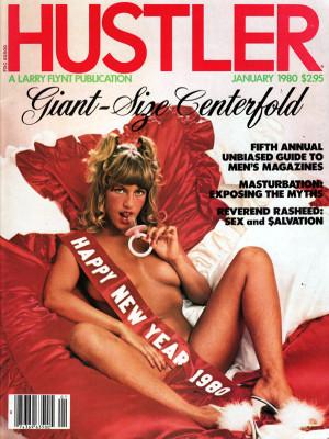 Hustler - January 1980
