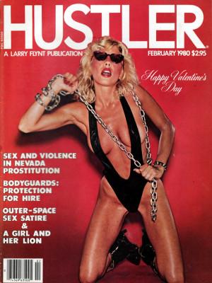 Hustler - February 1980