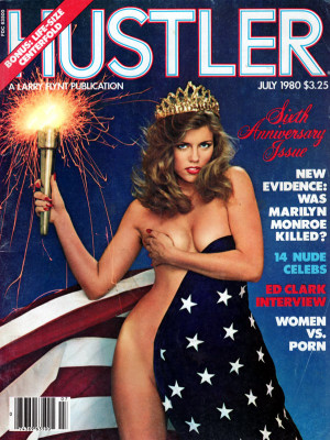 Hustler - July 1980