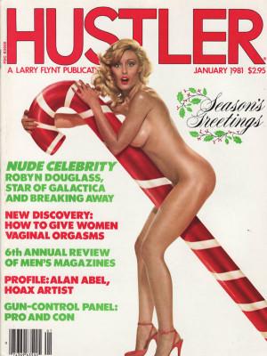 Hustler - January 1981