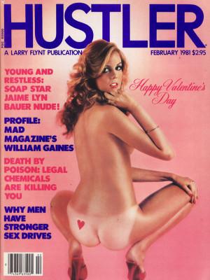 Hustler - February 1981