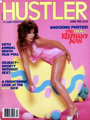 Hustler - April 1981