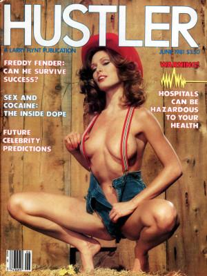 Hustler - June 1981