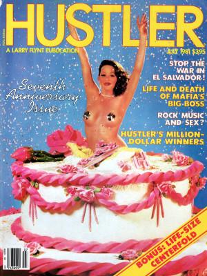 Hustler - July 1981