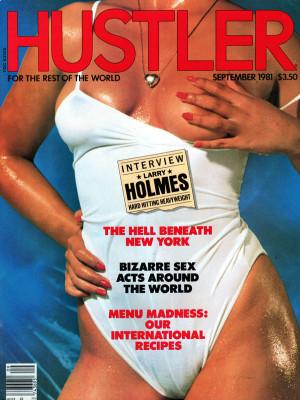 Hustler - September 1981