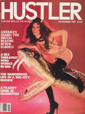 Hustler - November 1981