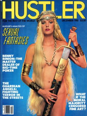 Hustler - December 1981