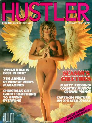 Hustler - January 1982
