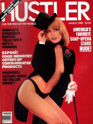 Hustler - March 1982