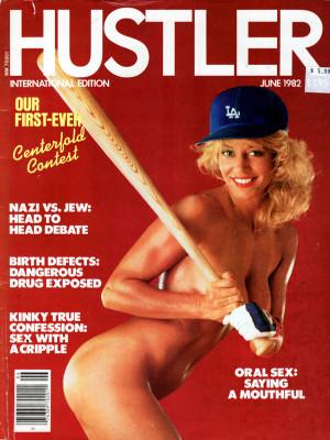 Hustler - June 1982