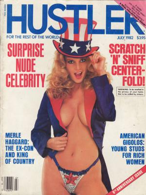 Hustler - July 1982