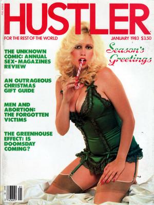 Hustler - January 1983