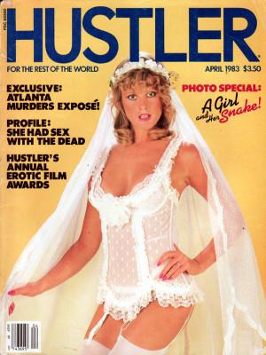 Hustler - April 1983