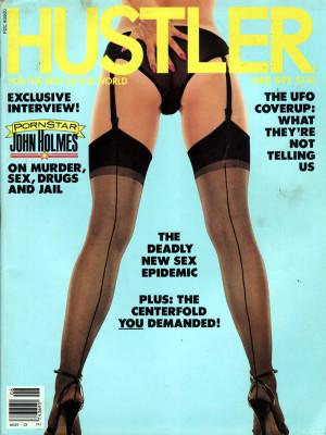 Hustler - June 1983