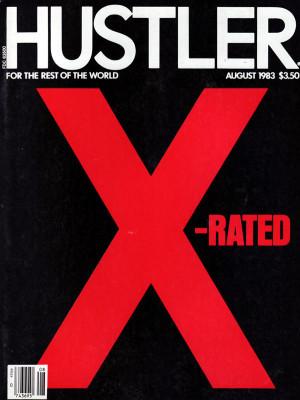 Hustler - August 1983
