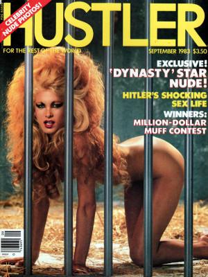 Hustler - September 1983