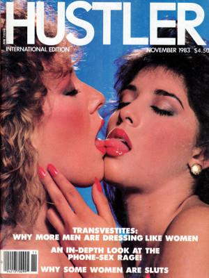 Hustler - November 1983