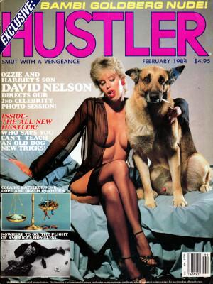 Hustler - February 1984
