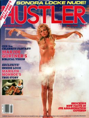 Hustler - May 1984