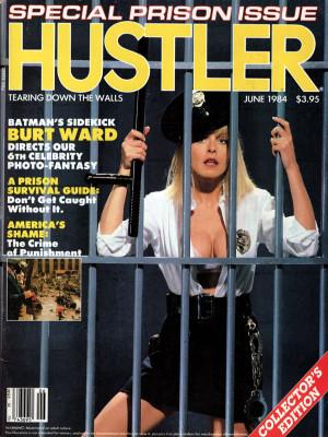 Hustler - June 1984