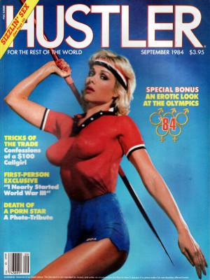 Hustler - September 1984