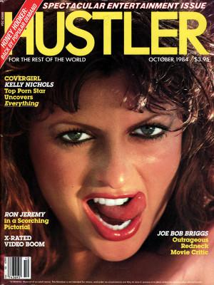 Hustler - October 1984