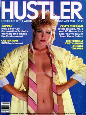 Hustler - November 1984