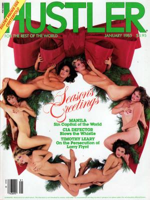 Hustler - January 1985