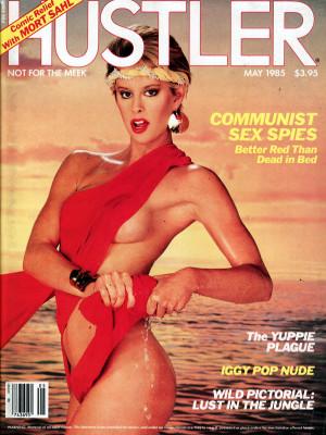 Hustler - May 1985