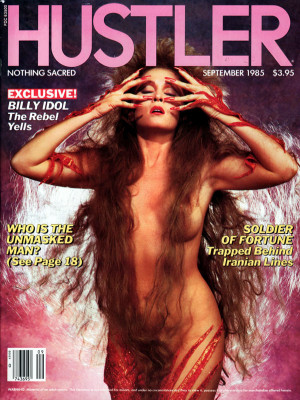 Hustler - September 1985