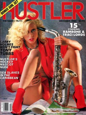 Hustler - December 1985