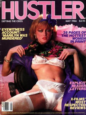 Hustler - May 1986