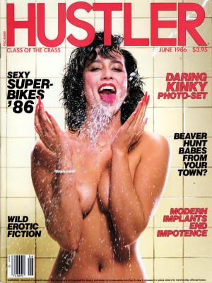 Hustler - June 1986