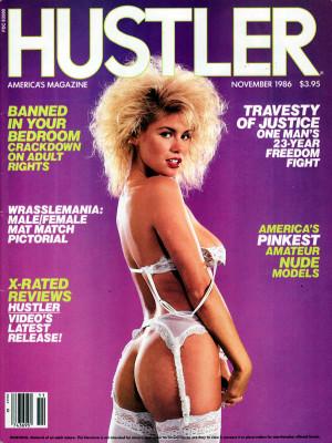 Hustler - November 1986