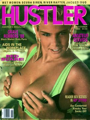 Hustler - November 1988