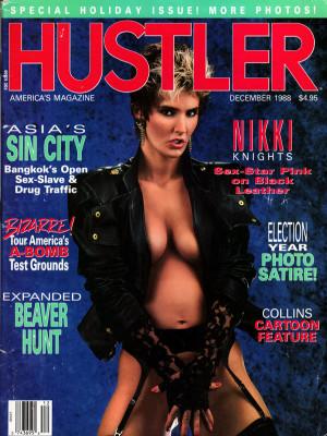 Hustler - December 1988