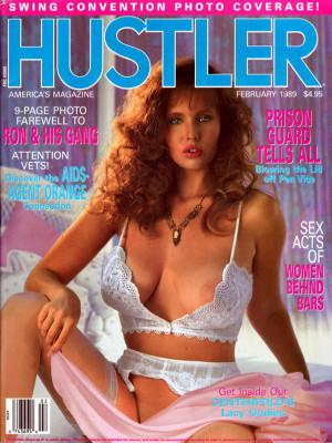 Hustler - February 1989
