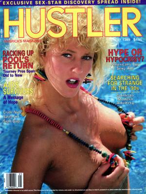Hustler - May 1989
