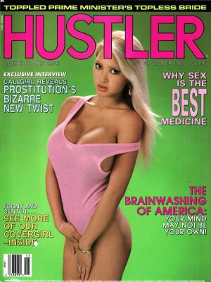 Hustler - November 1989