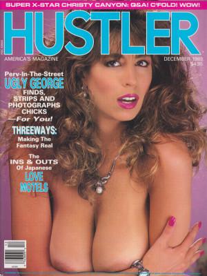 Hustler - December 1989