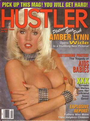 Hustler - April 1990